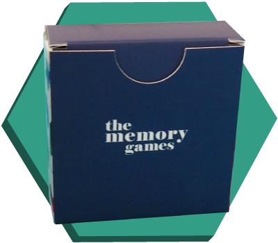 Portada de The Memory Games