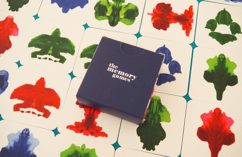 The Memory Games, juego de mesa de imaginar para recordar