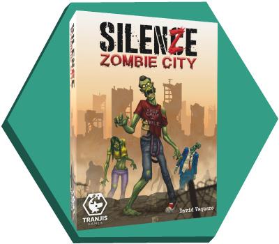 Portada de SilenZe: Zombie City