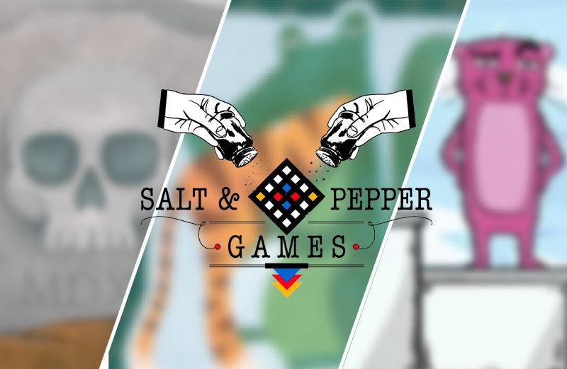 Nuevos juegos de bolsillo de la editorial Salt & Pepper