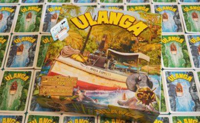 Ulanga es un juego de mesa de la editorial GDM Games