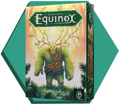 Portada de Equinox