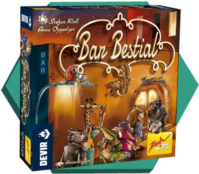 Portada de Bar Bestial