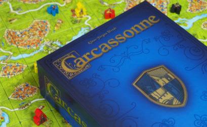 Edición conmemorativa del 20º Aniversario de Carcassonne