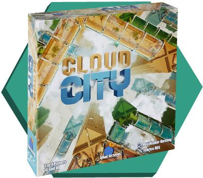 Portada de Cloud City