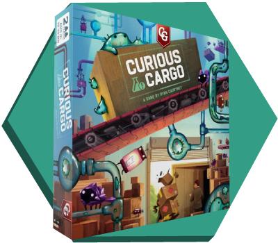 Portada de Curious Cargo