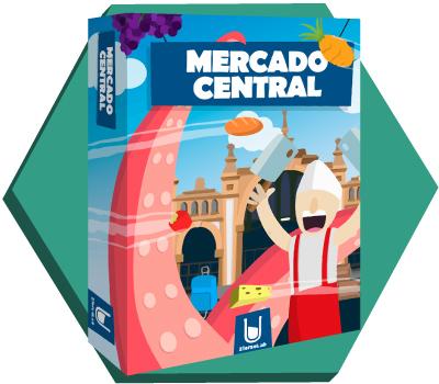Portada de Mercado Central