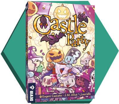 Portada de Castle Party