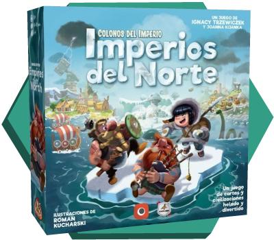 Portada de Colonos del Imperio: Imperios del Norte