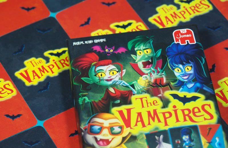 El juego de mesa donde cazar vampiros