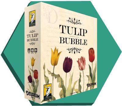 Portada de Tulip Bubble