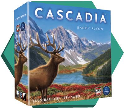 Portada de Cascadia