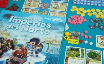 Un juego de mesa de colonización nórdica