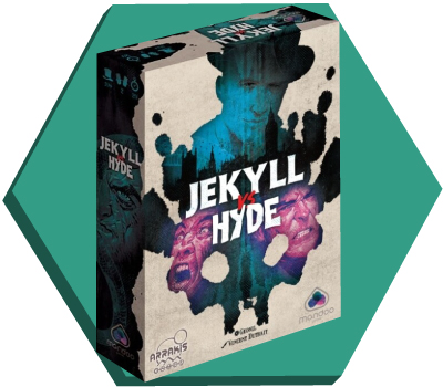 Portada de Jekyll vs Hyde