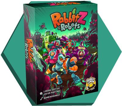 Portada de RabbitZ & Robots