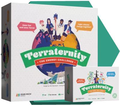Portada de Terraternity