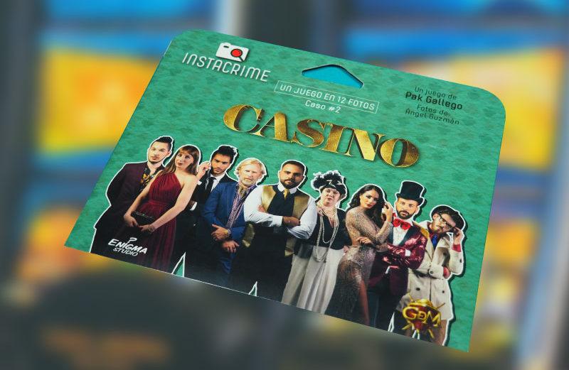Instacrime: Casino, un nuevo caso de deducción visual