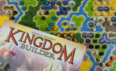 Expandiendo nuestra civilización en Kingdom Builder