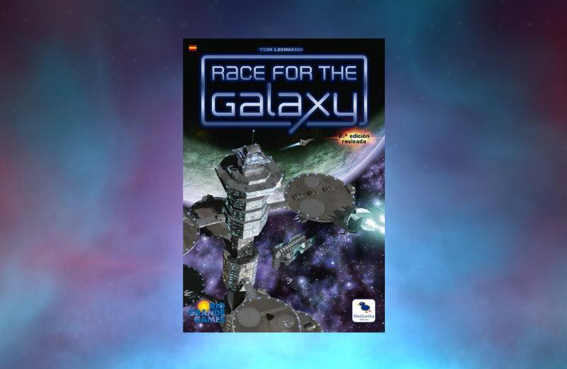 Race for the Galaxy, el juego de mesa a la conquista galáctica