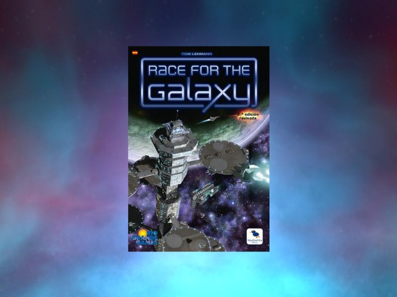 El juego de cartas a la conquista espacial