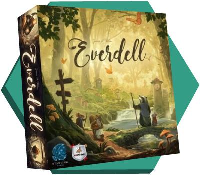Portada de Everdell