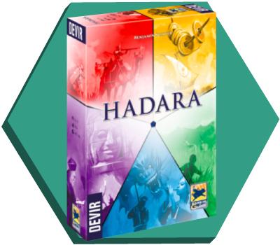 Portada de Hadara