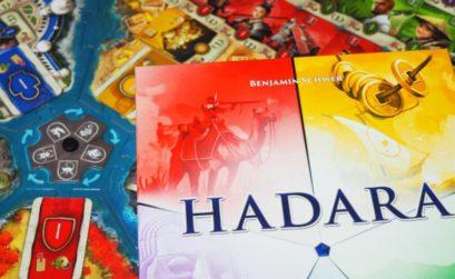 Hadara, el juego de mesa de civilizaciones