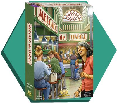 Portada de El Mercado de Lisboa
