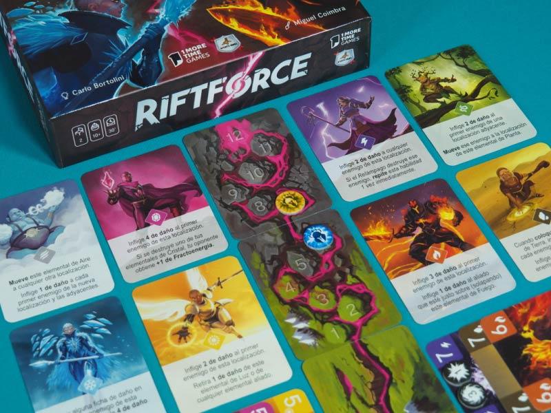 Cada jugador escoge 4 gremios en cada partida