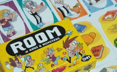 El juego basado en los libros infantiles de Agus y los monstruos
