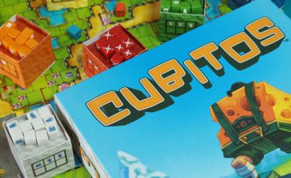 Cubitos, un divertido push your luck donde todo es cúbico