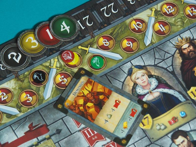 Cada jugador combate con sus soldados contra el enemigo