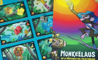 Monkeelaus, un cooperativo para jugar en familia