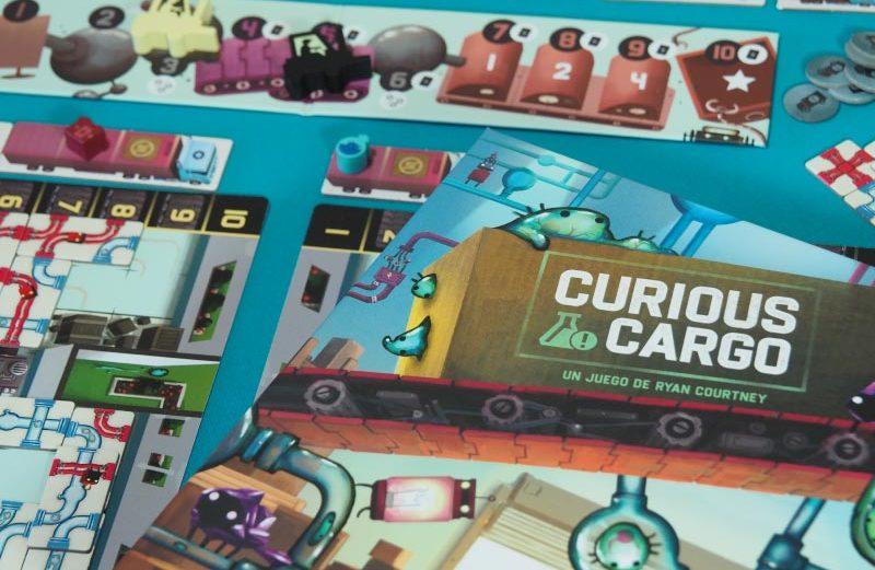 Un juego de creación de conexiones para el envío de mercancías inusuales