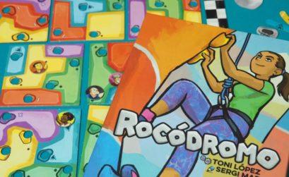 Rocódromo, una auténtica carrera en vertical