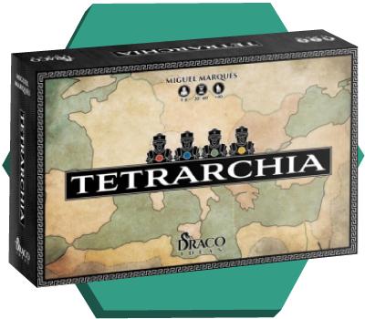 Portada de Tetrarchia