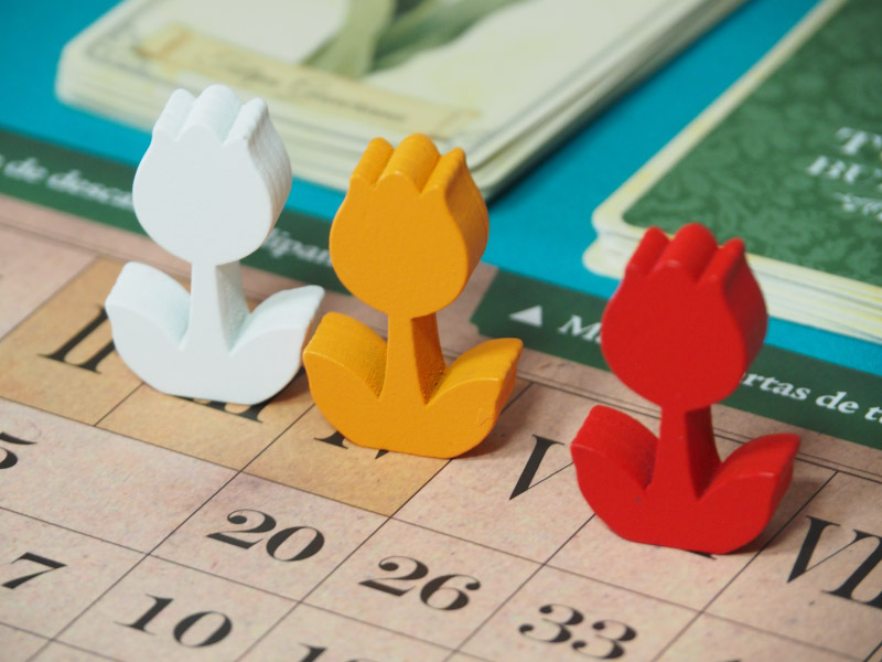 ¿Qué tulipan subirá o bajará ahora?
