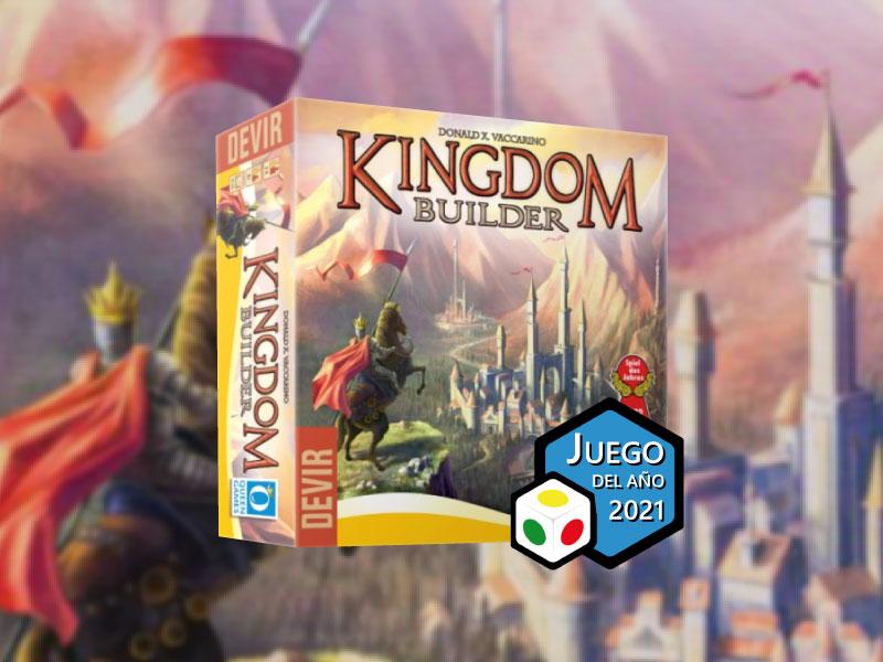 Kingdom Builder recibe el premio JDA 2021