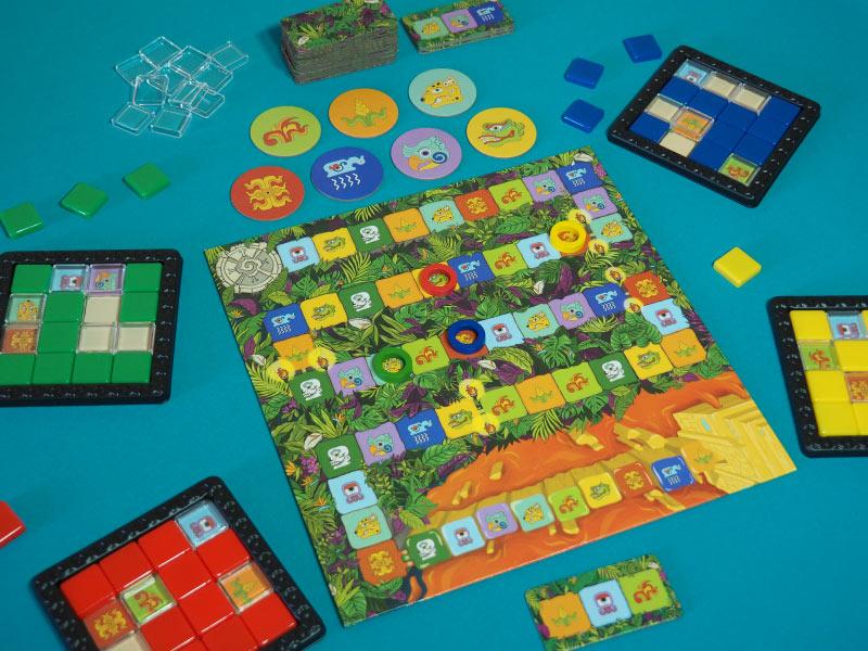 Partidas contrarreloj para completar nuestro puzle personal